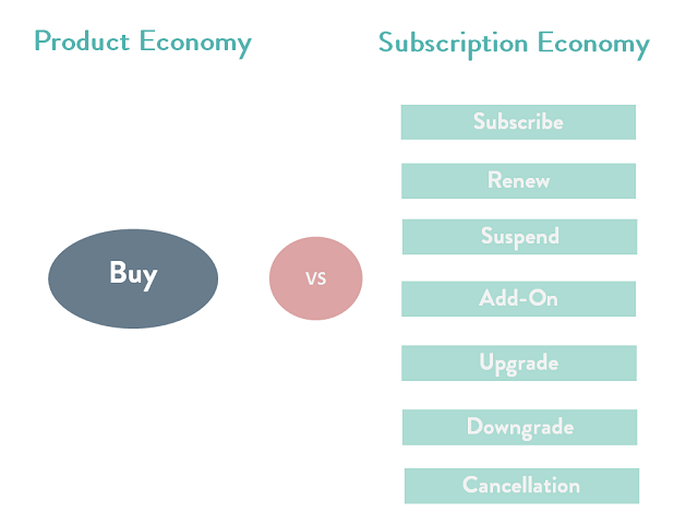 Product vs Subscription Snapshot