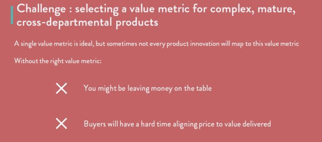 value-metric