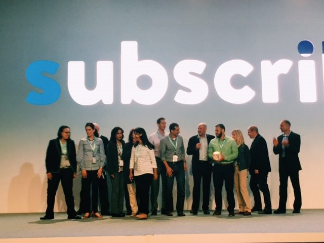 Subscribed Customer Awards
