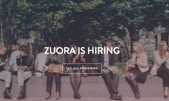 Join the Subscription Economy Leader   Zuora Careers